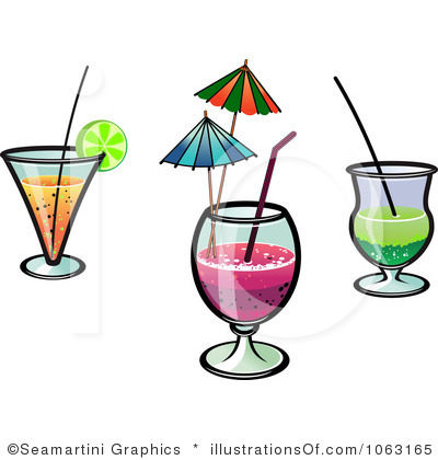 Cocktail clipart 4 » Clipart Station.