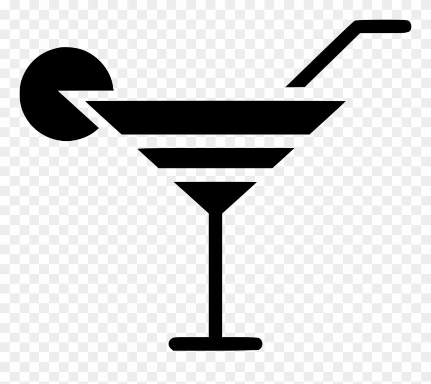 Cocktail Mocktail Lounge Beverage Juice Svg Png.