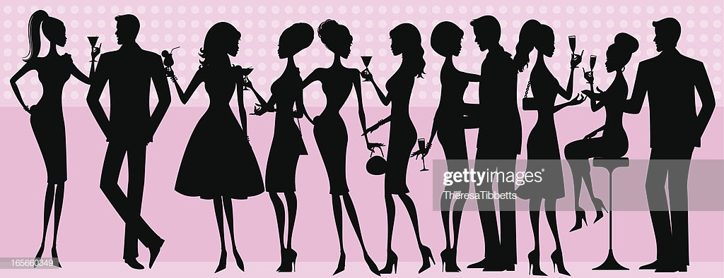 60 Top Cocktail Party Stock Illustrations, Clip art, Cartoons.