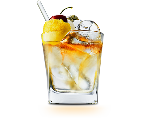 Classic Whisky Cocktails.