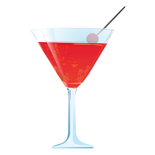 Cocktail drink.