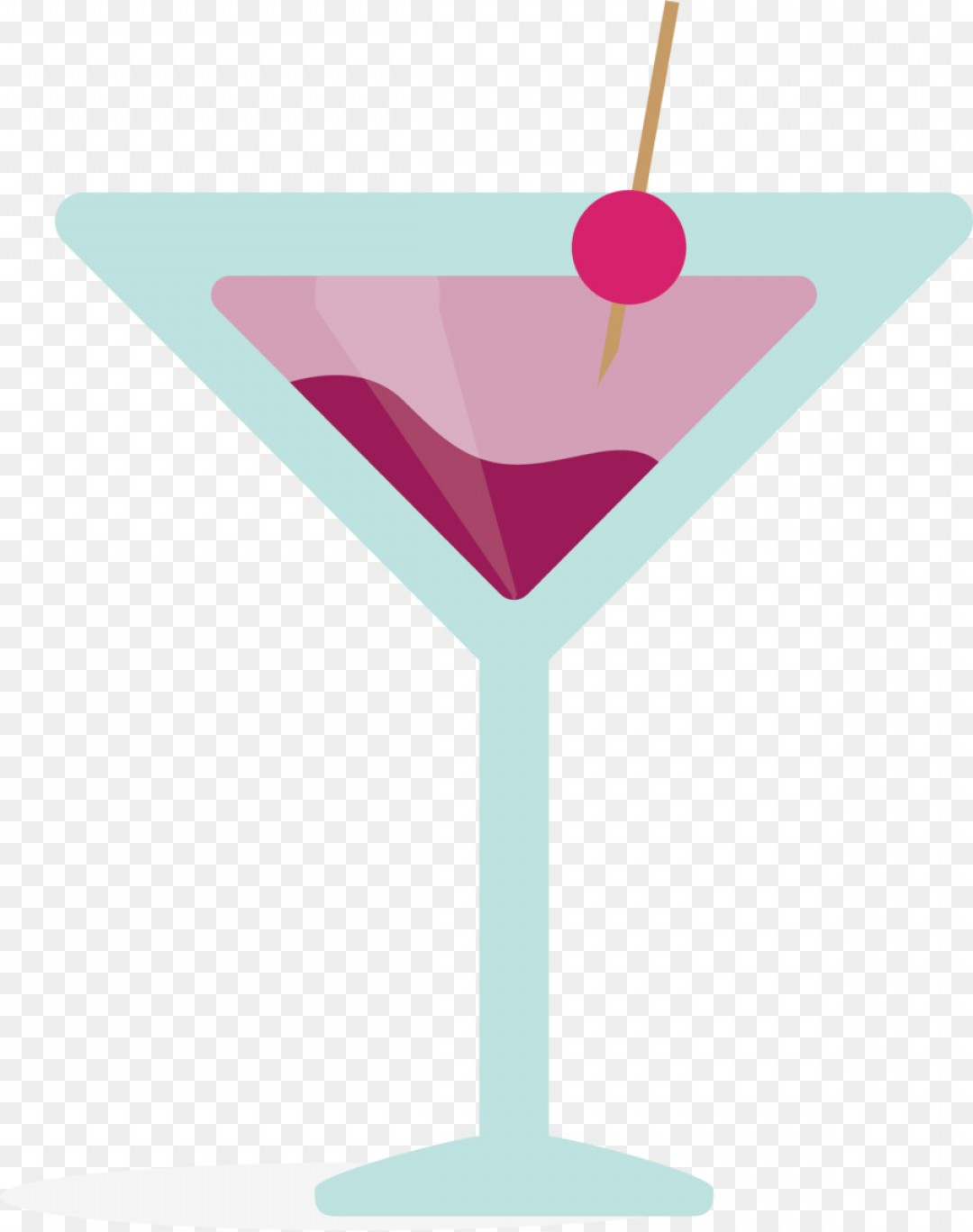 Png Cocktail Soft Drink Cartoon Cherry Drink Vector.