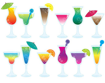 Pictures Of Cocktail Drinks.