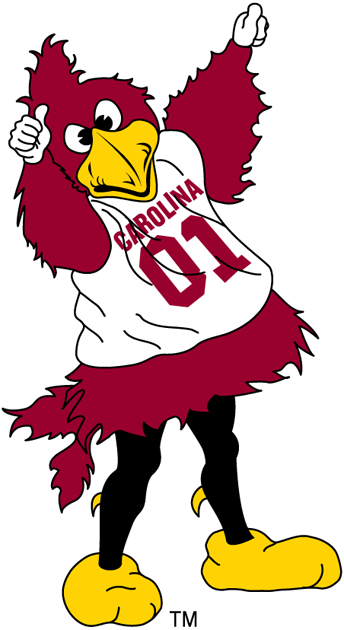Usc cocky clipart.