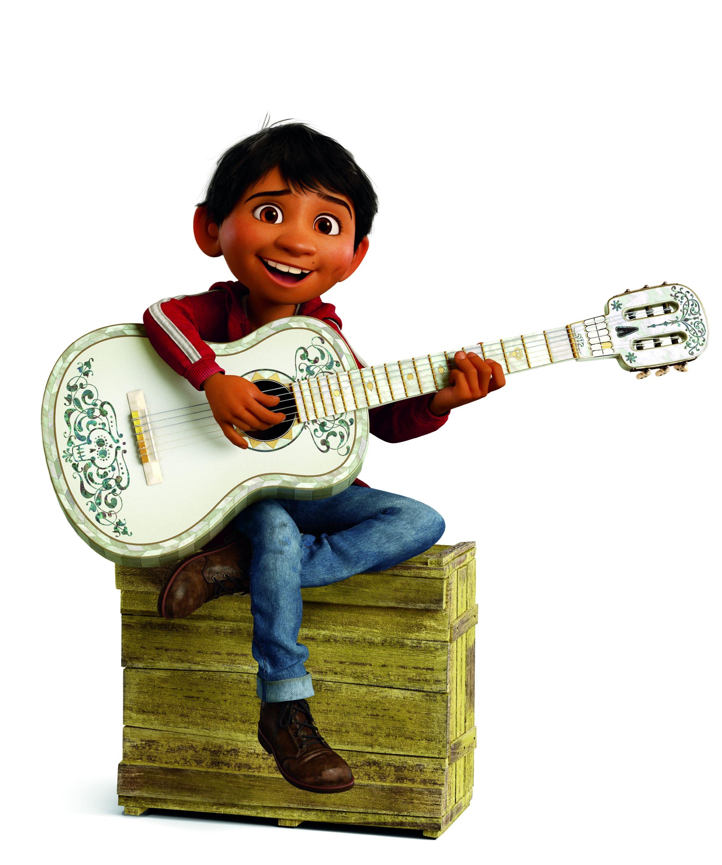 Disney Pixar Coco Miguel.