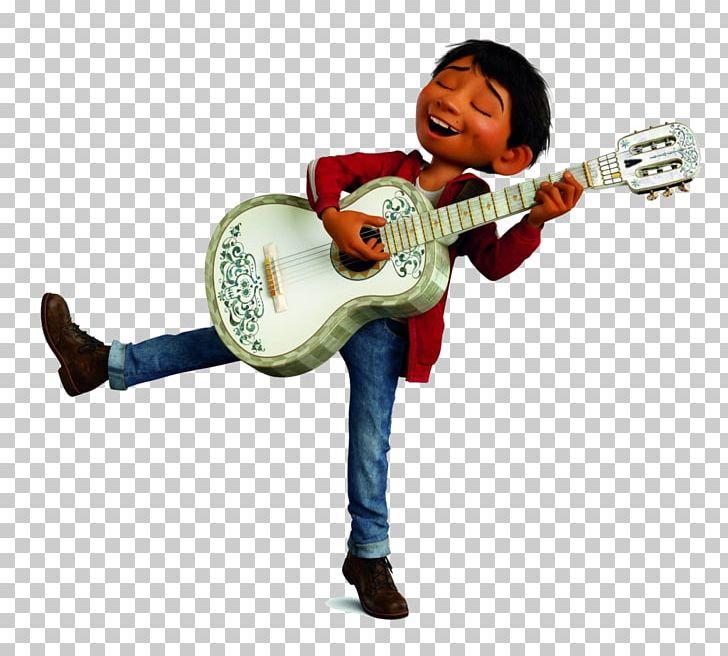 Pixar Film El Corrido De Miguel Rivera (Inspirado En