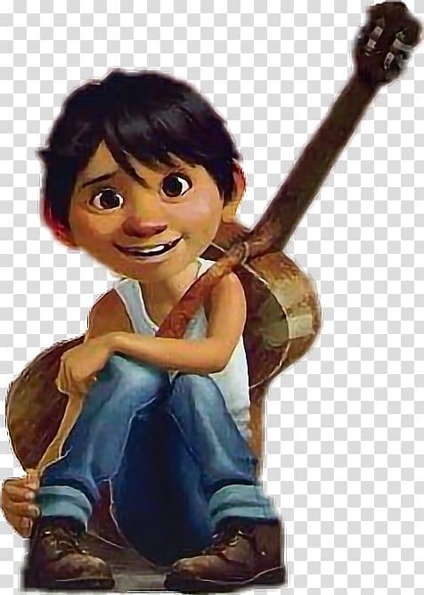 Disney Coco Miguel illustration, Mamá Coco Film Pixar YouTube, Coco.