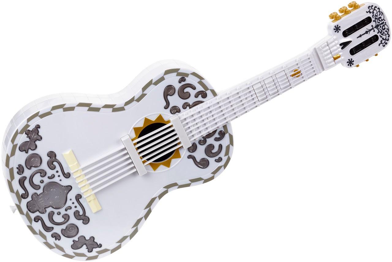 Coco Guitar Clipart.