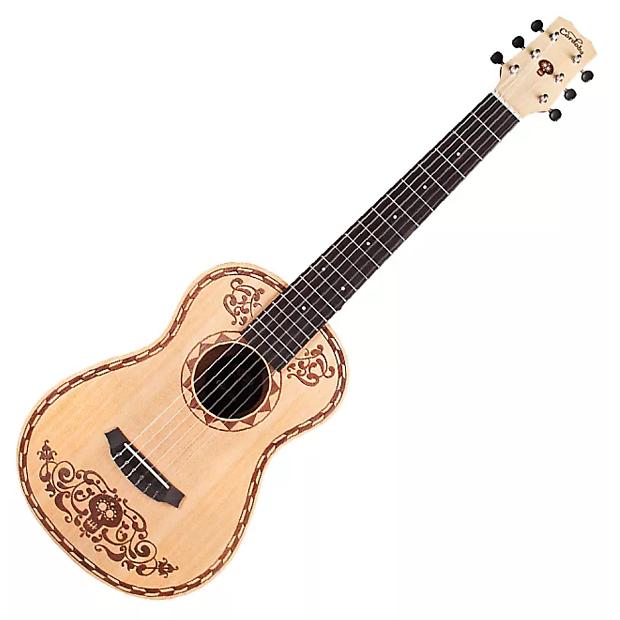 Disney/Pixar Coco X Cordoba Mini Spruce Acoustic Guitar.