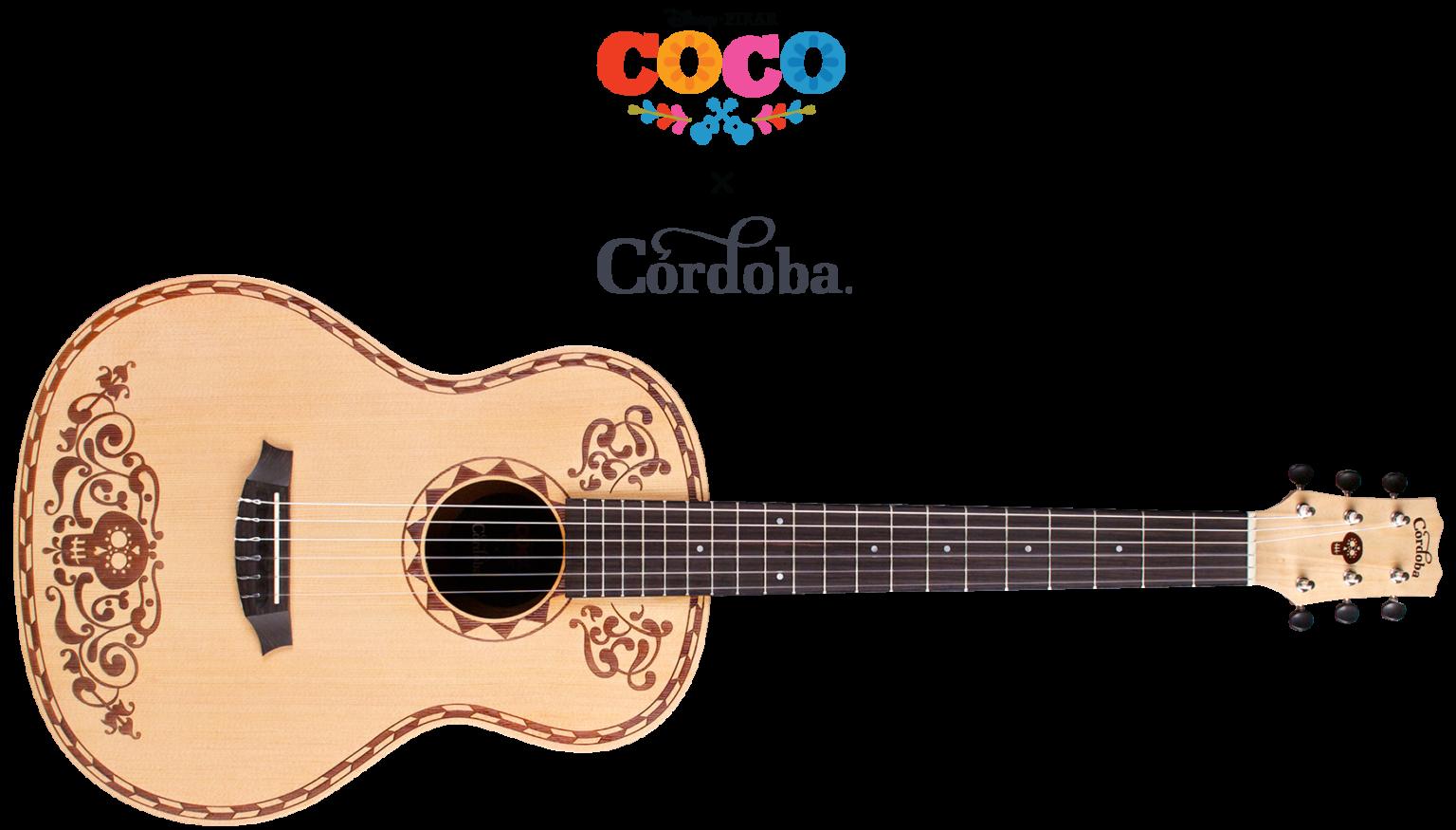 Disney•Pixar Coco x Córdoba Guitar.