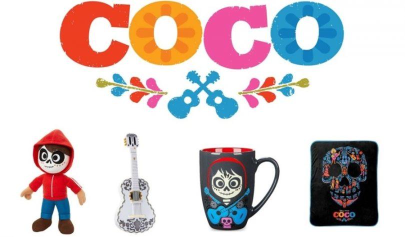 Disney Coco Merchandise.