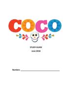 Coco Study Guide.
