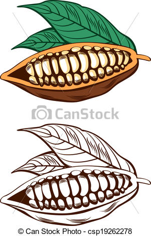 Cocoa beans Illustrations and Clip Art. 1,116 Cocoa beans royalty.