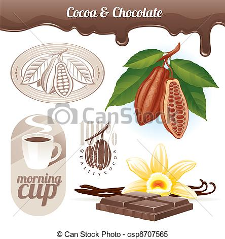 Cocoa Illustrations and Clip Art. 8,268 Cocoa royalty free.