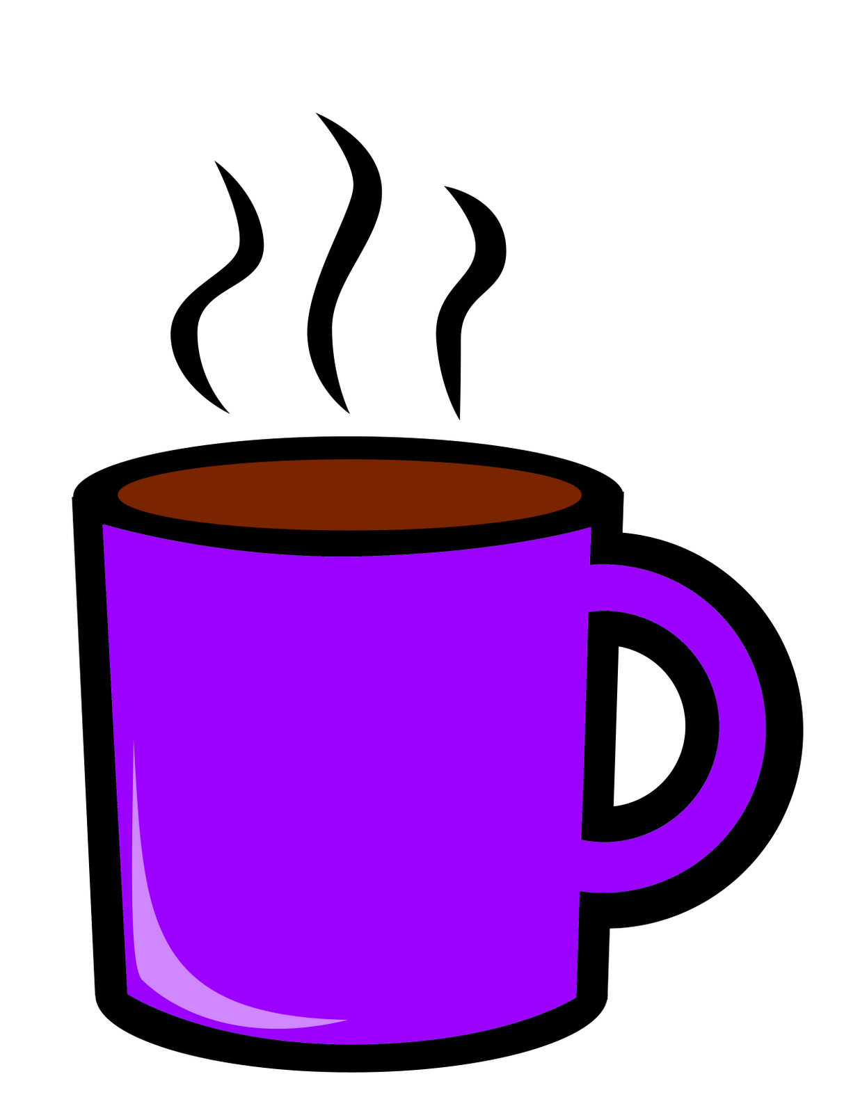 Cup Of Hot Cocoa Clipart.