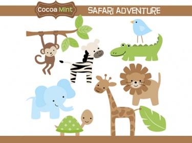 Terri of Cocoa Mint Creates Success With Digital Clip Art.