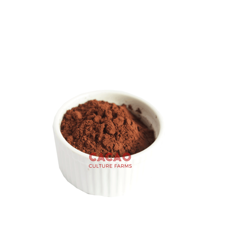 Cocoa Powder (Pure, Unsweetened).