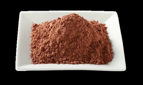 Light Brown Cocoa Powder.