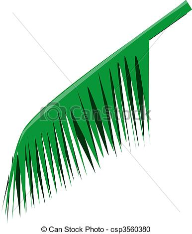 Stock Illustration of leaf.