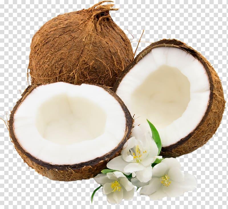 Coconut water Coconut milk , coconut transparent background PNG.