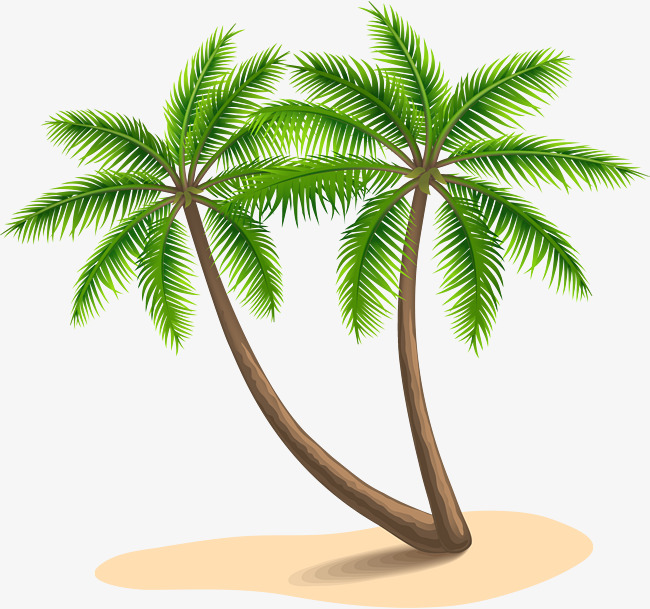 Coconut Tree Island Png & Free Coconut Tree Island.png Transparent.