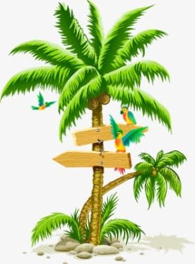 Palm Tree PNG, Clipart, Beach, Blue, Branch, Coconut Palm Tree, Cool.