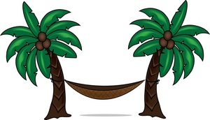 Clipart coconut tree.