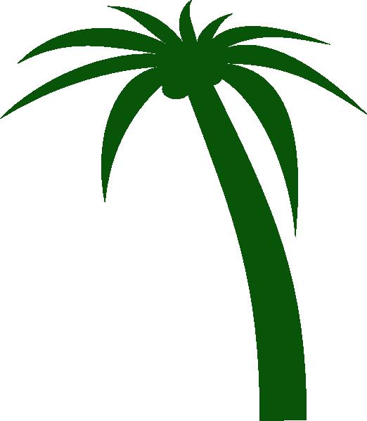 Tree Coconut Tree Clipart.