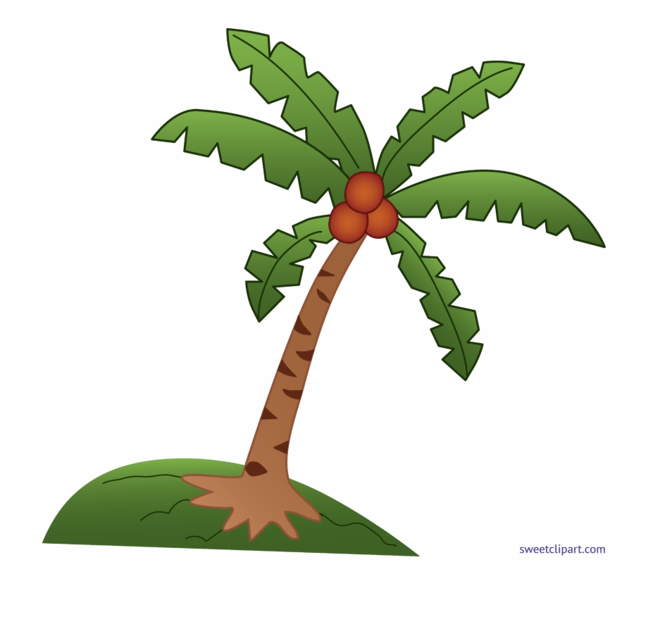 Coconut Tree Clip Art Clip Art Coconut Tree.