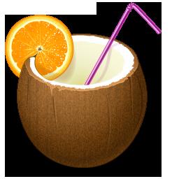 Coconut Drink.