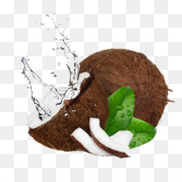 Coconut Water png free download.