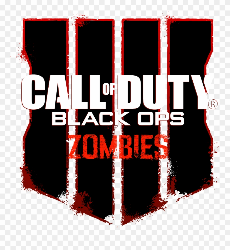 Zombies Game Playstation Call Transparent Background.