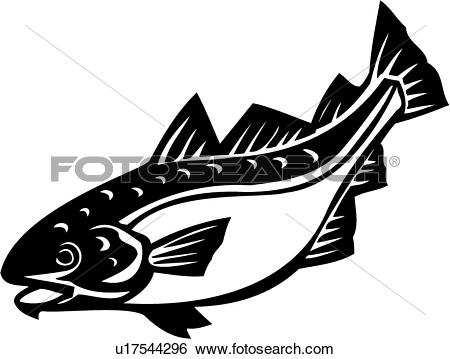 Cod Clipart Royalty Free. 341 cod clip art vector EPS.