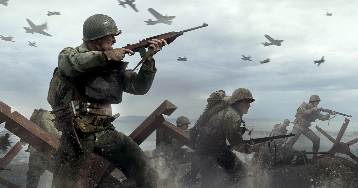 Call of Duty: WWII' Is An Explosive Return To The Game's Nazi.