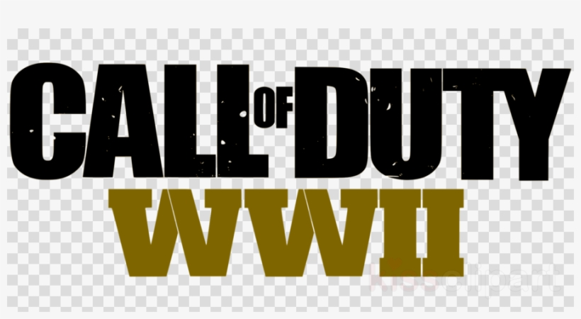 Logo Ww2 Png Clipart Call Of Duty.