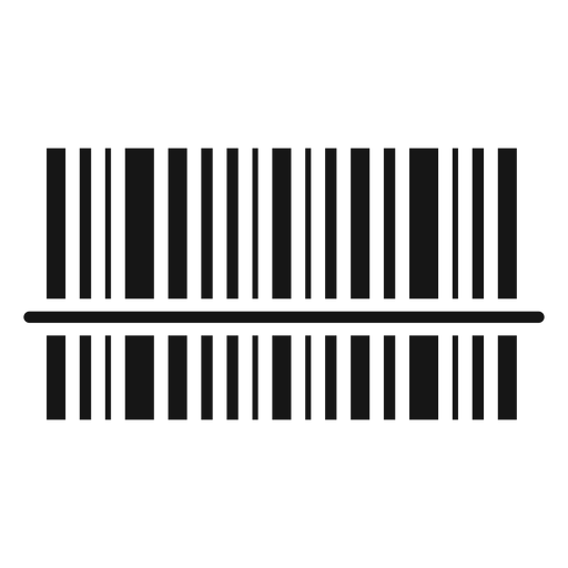 Bar code scan icon.