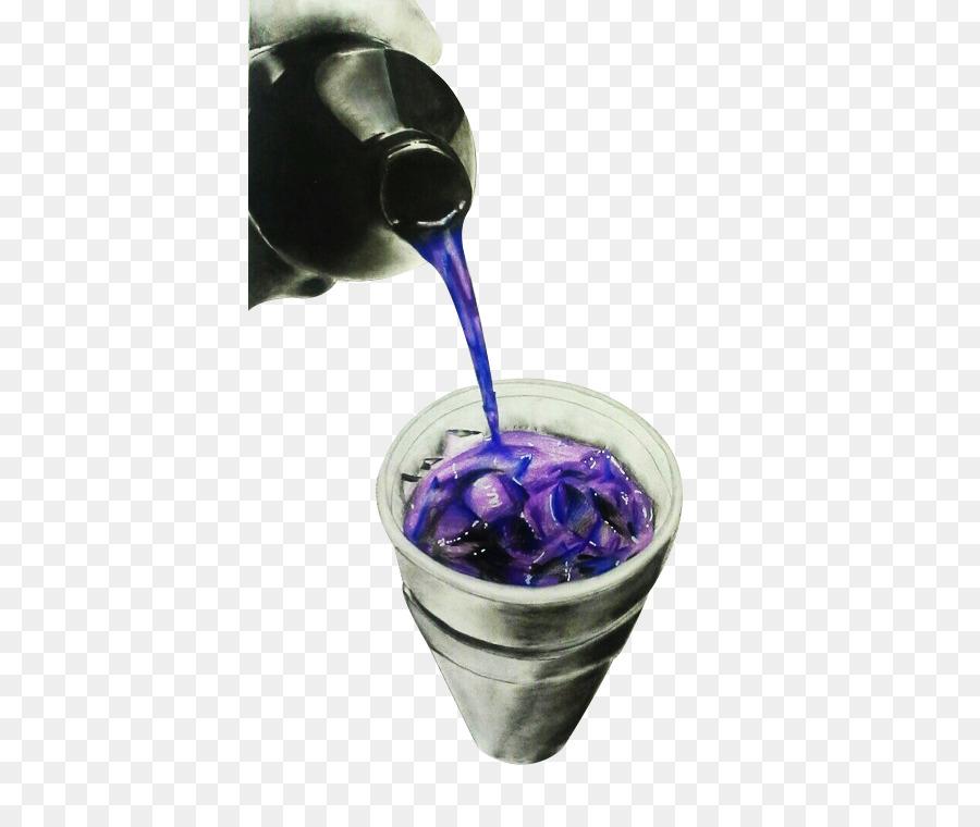 Purple Drank Purple png download.