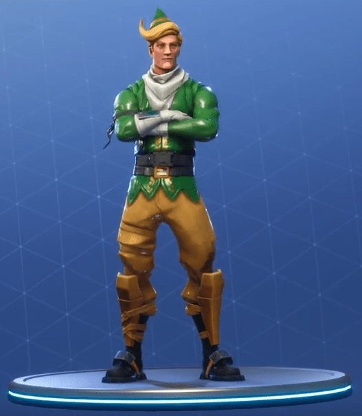 Codename ELF Fortnite Outfit Skin How to Get + News.