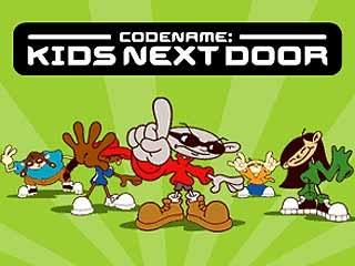 Codename Kids Next Door.