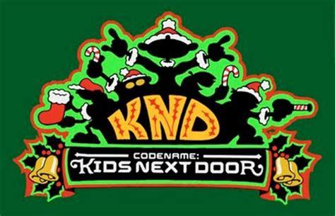 Kids next door Logos.