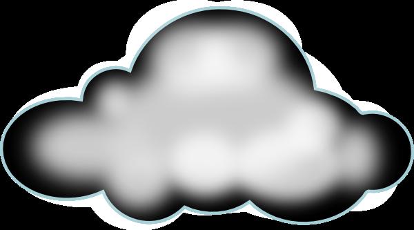 Condensation Cloud Clipart.