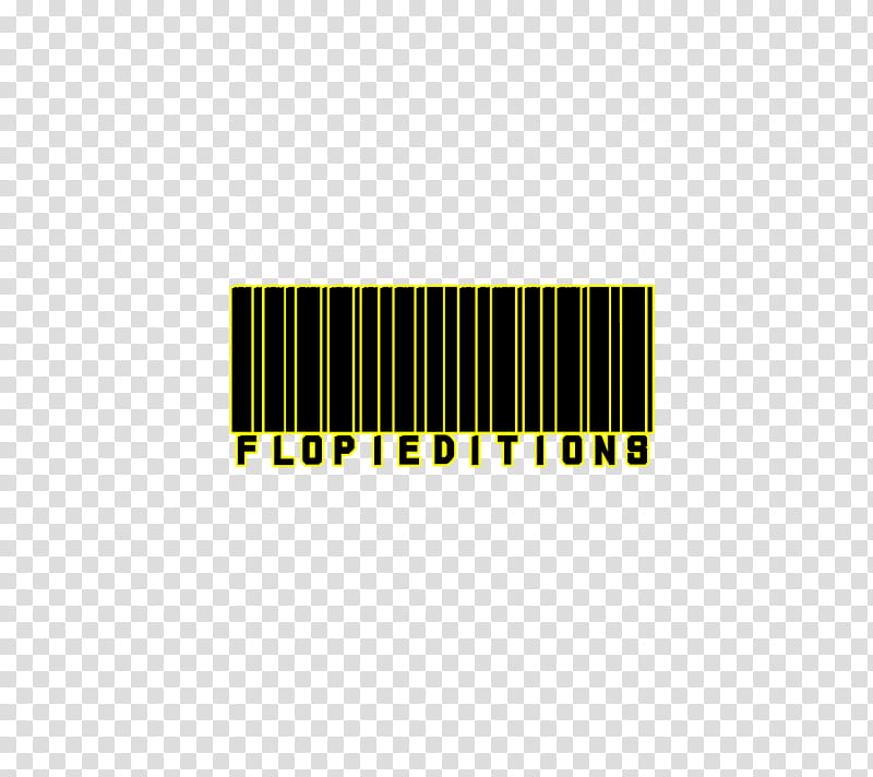 Codigo de Barras para Flopii transparent background PNG.