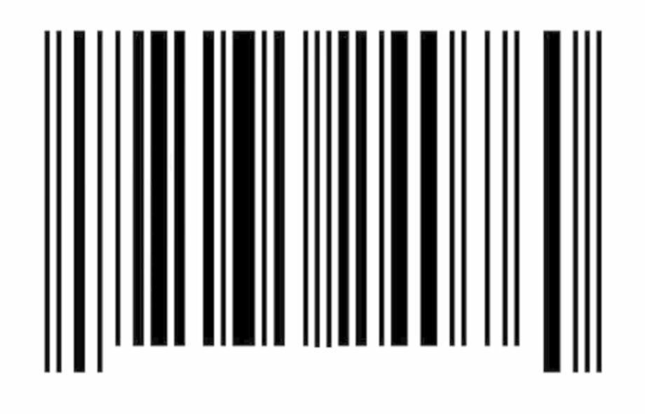 Código De Barra Png.