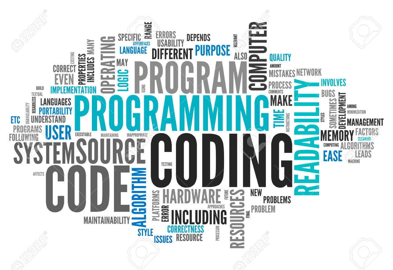 Coding.