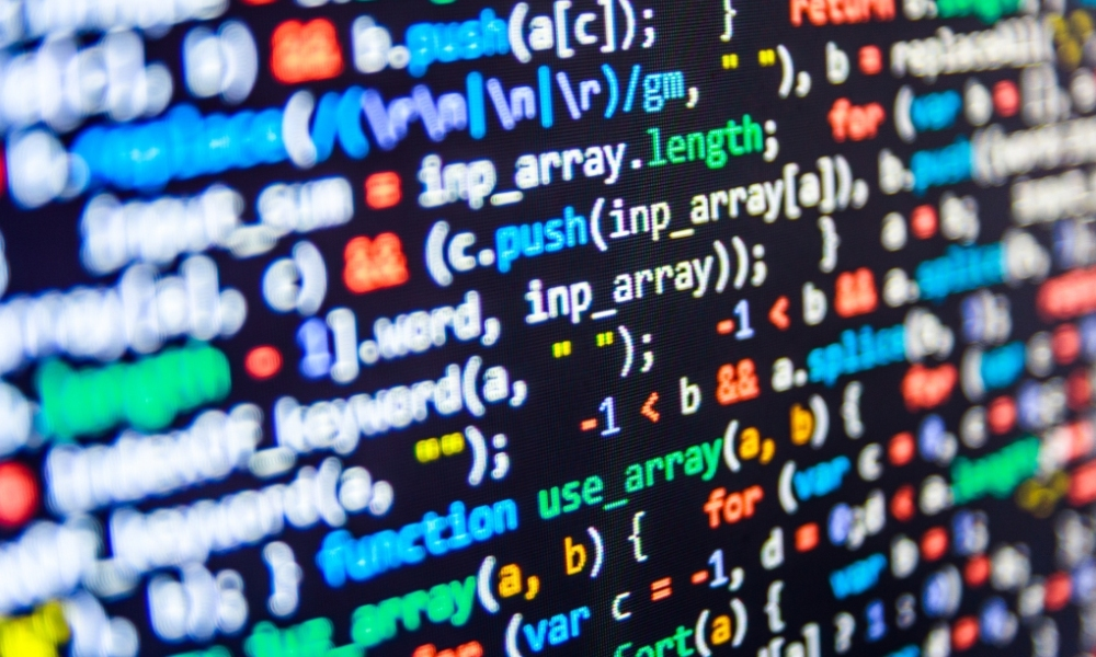 Computing, programming and coding in schools.