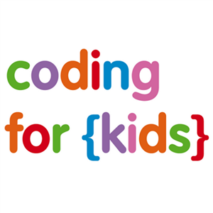 Coding for kids clipart.