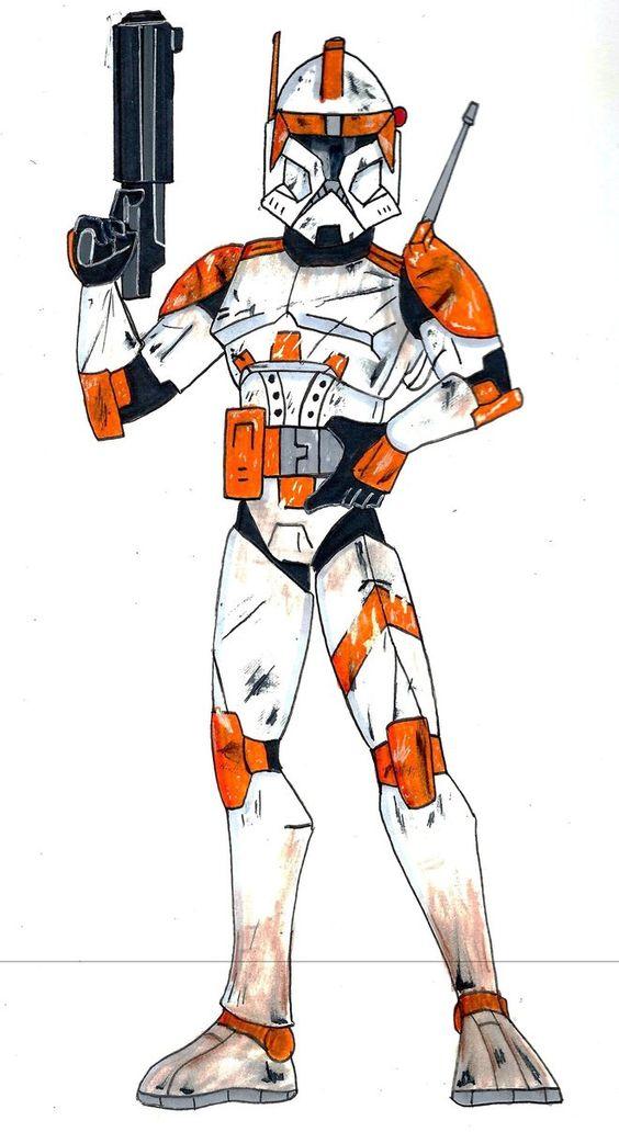 Commander Cody.