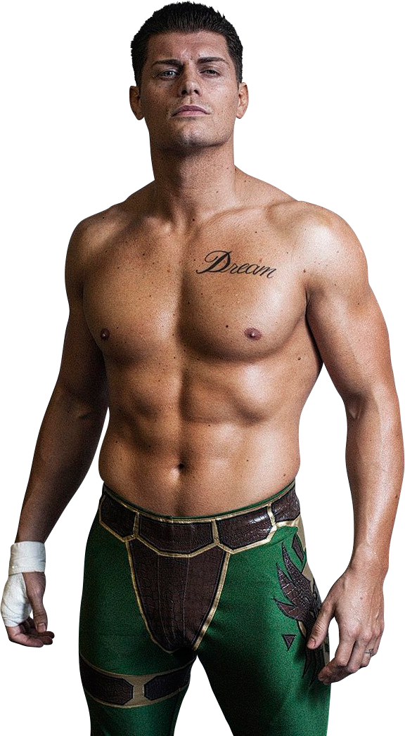 Cody Rhodes PNG Photo.