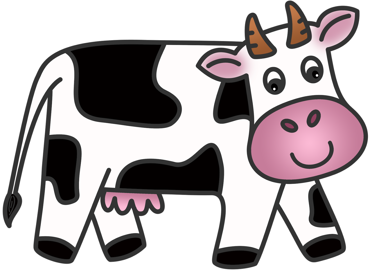 Cow Clipart.