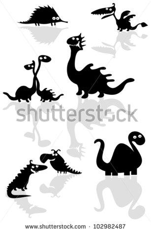 Coelurosauria Stock Vectors & Vector Clip Art.
